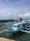 The Ferry to Boracay from Cataclan